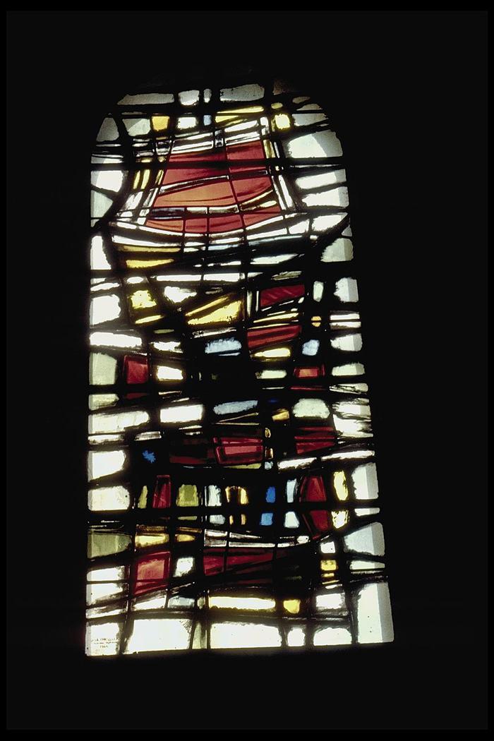 Journées du patrimoine 2019 - Reprise de la Conférence avec Diaporama : Le travail du vitrail aujourd'hui : Panorama de la création contemporaine