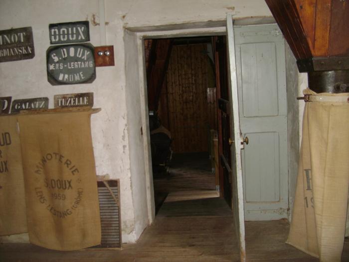 Journées du patrimoine 2019 - Visite du moulin