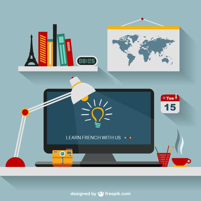 Session d'été des cours de langues