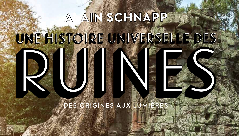 Alain Schnapp vient à Arles à l'occasion du 40e anniversaire de l'inscription d'Arles au patrimoine de l'humanité.