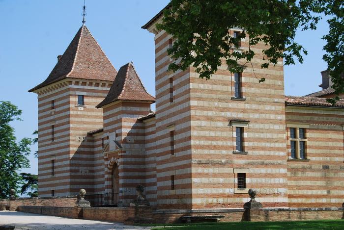 Journées du patrimoine 2020 - Peintures et photos cohabitent au château