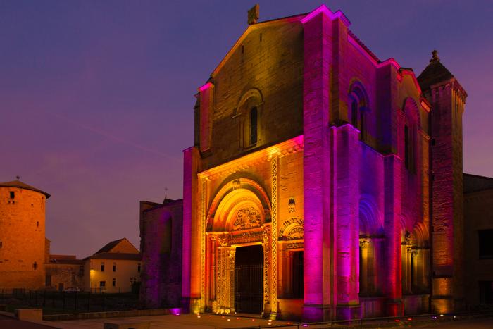 Journées du patrimoine 2020 - Balade accompagnée de l'Abbaye de Charlieu