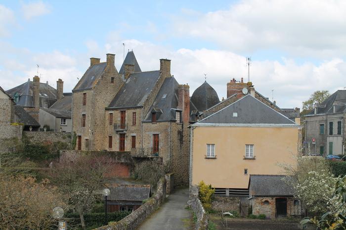 Journées du patrimoine 2019 - Visite-découverte de Lassay-les-Châteaux