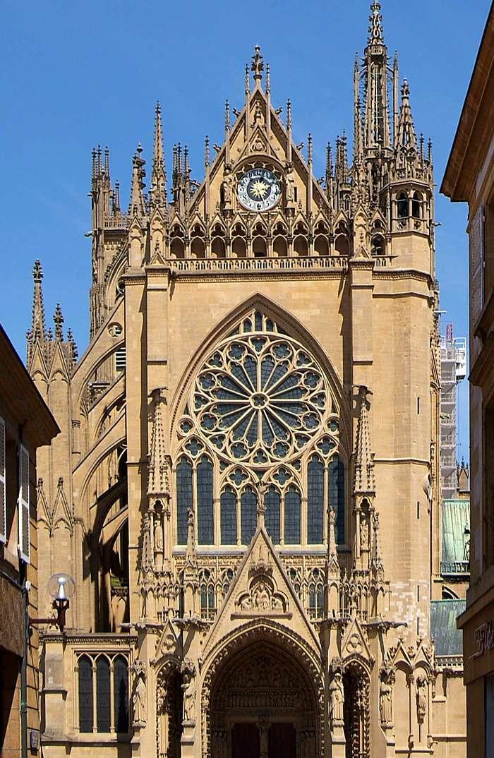 Journées du patrimoine 2020 - Visite libre de la cathédrale de Metz