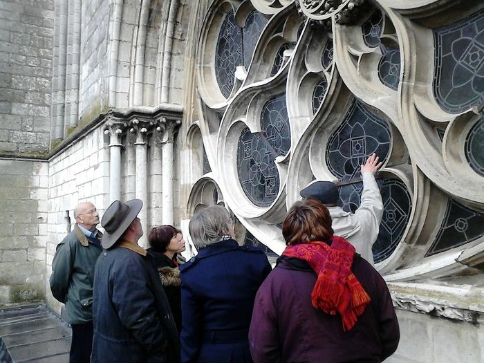 Journées du patrimoine 2020 - Visite guidée de la collégiale Notre-Dame des Andelys