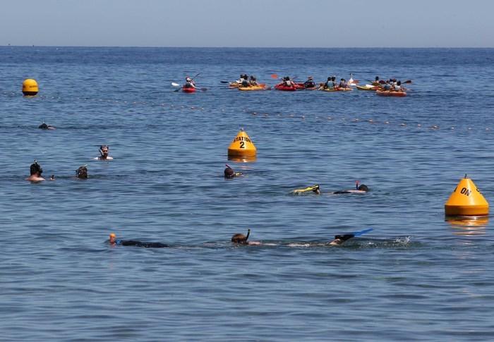 Visite du sentier sous-marin de la Réserve naturelle marine de Cerbère-Banyuls