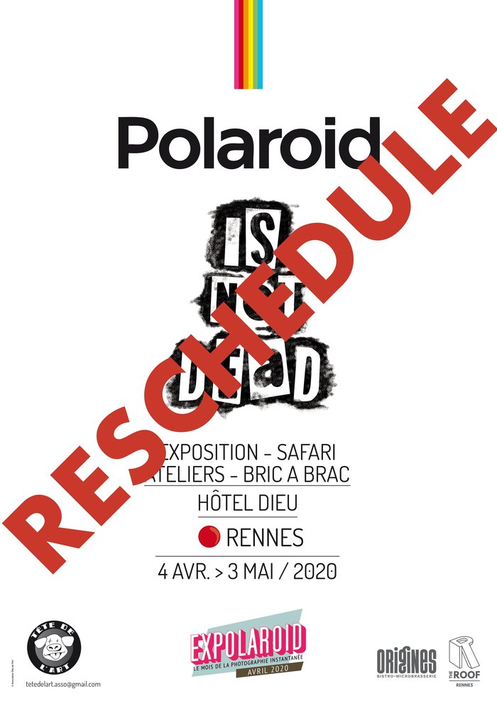 Polaroid Is Not Dead