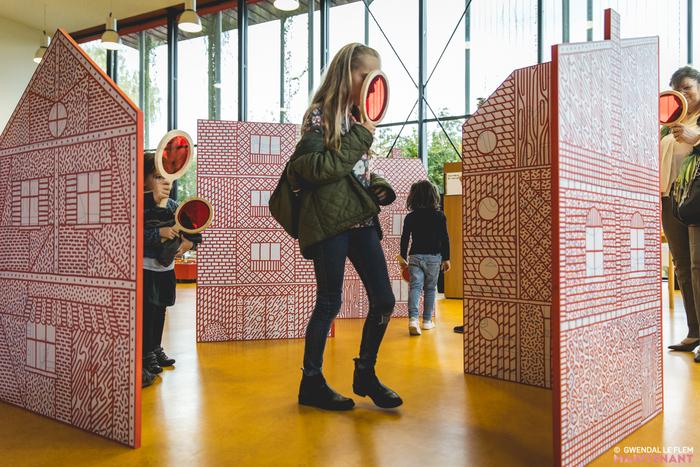 Journées du patrimoine 2019 - Exposition cache cache ville