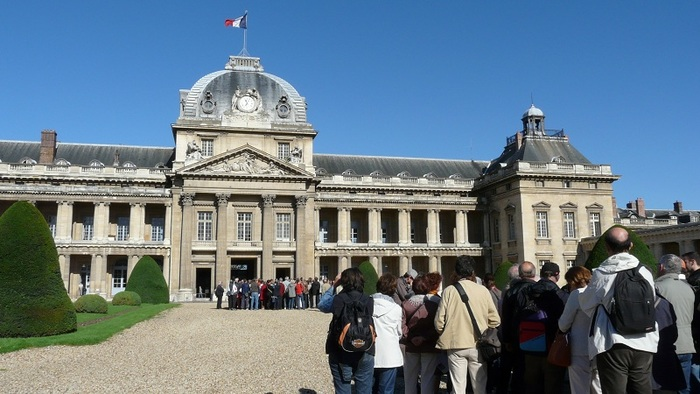 Journées du patrimoine 2019 - Ecole militaire (Paris 7e)