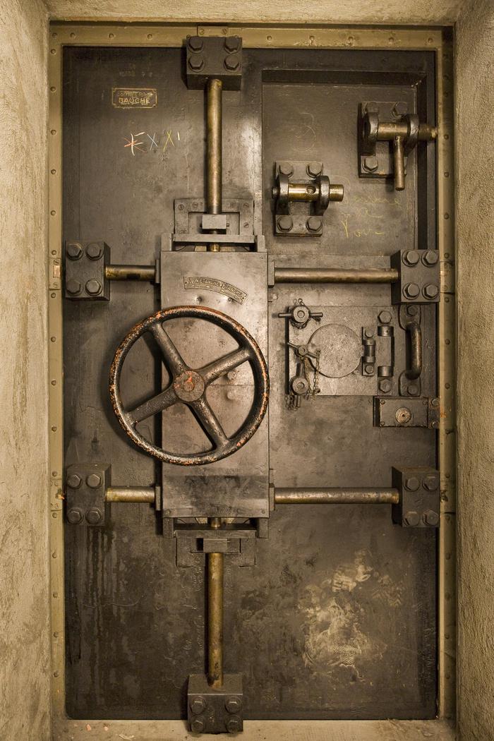 Journées du patrimoine 2019 - Gare de l'Est : visite exceptionnelle du « Bunker »