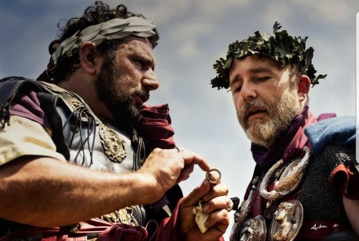 Journées du patrimoine 2019 - Un empereur à Isarnodurum