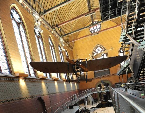 Nuit des musées 2019 -Les débuts de l'aventure aéronautique