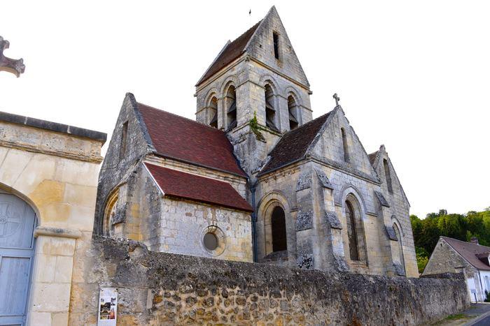 Journées du patrimoine 2020 - Visite commentée de l'église St-Pierre et de sa crypte