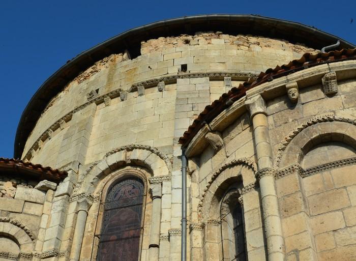 Journées du patrimoine 2020 - Visite patrimoniale de l'Abbatiale du XIe siècle