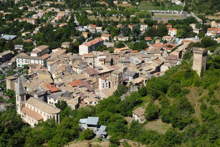 Journées du patrimoine 2020 - Jeu de piste dans le village de Castellane