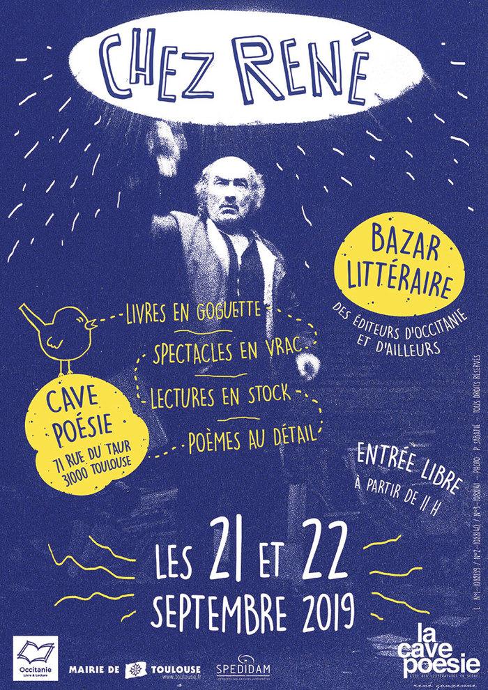Journées du patrimoine 2019 - Chez René - bazar littéraire