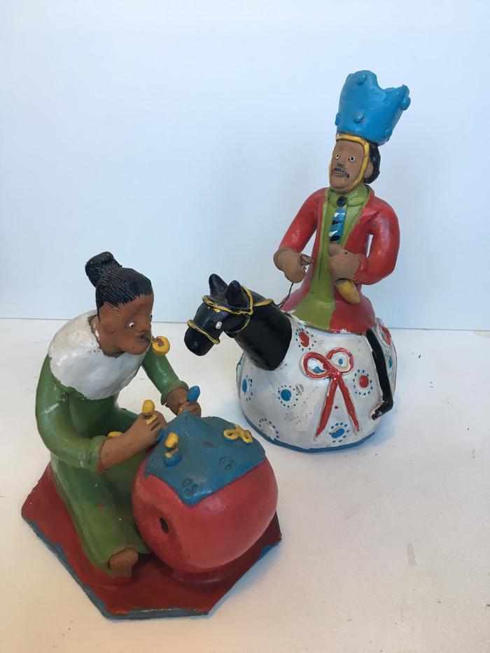 Stage - Vacances de La Toussaint - Sculpture pour enfants - potager du Dauphin