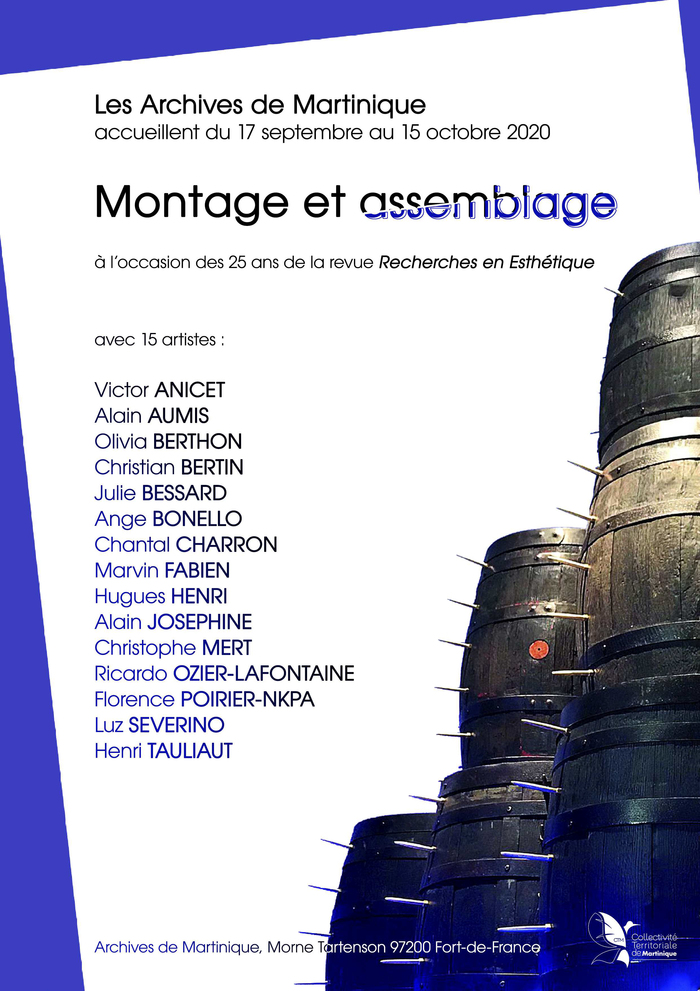 Journées du patrimoine 2020 - FdF / Exposition