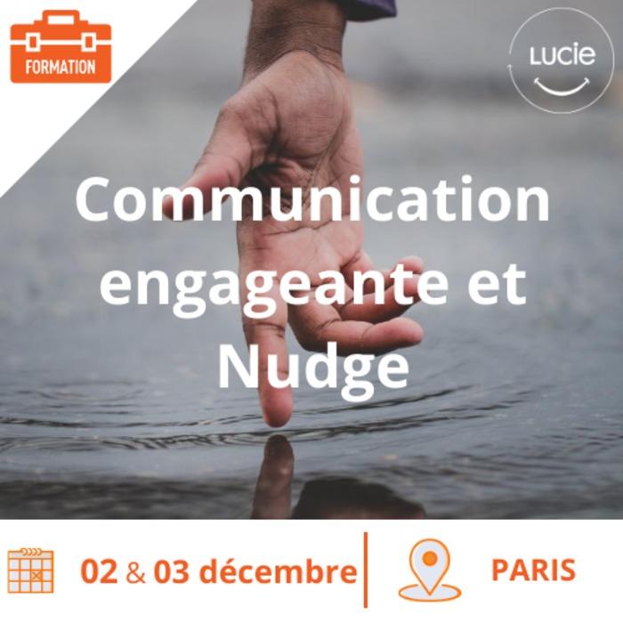 Formation : Savoir communiquer de manière engageante et construire des Nudge