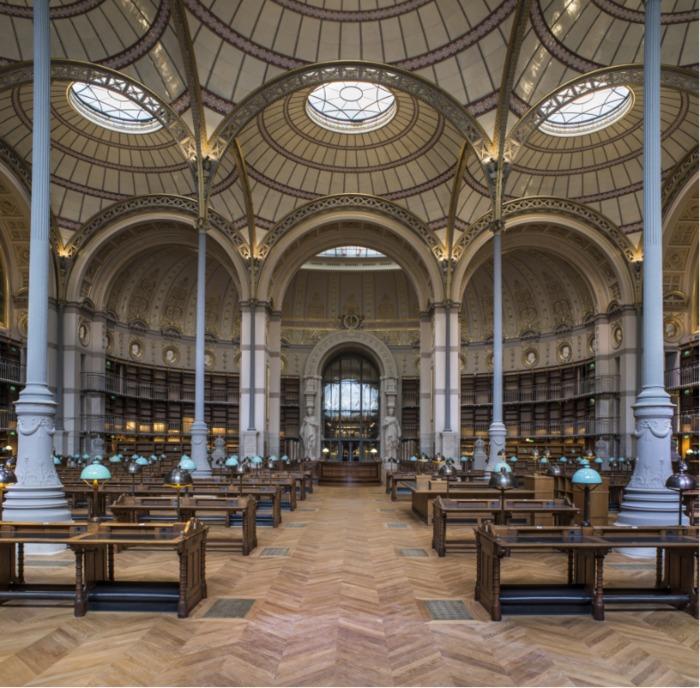 Journées du patrimoine 2020 - Visite de la Bibliothèque nationale de France - Site Richelieu
