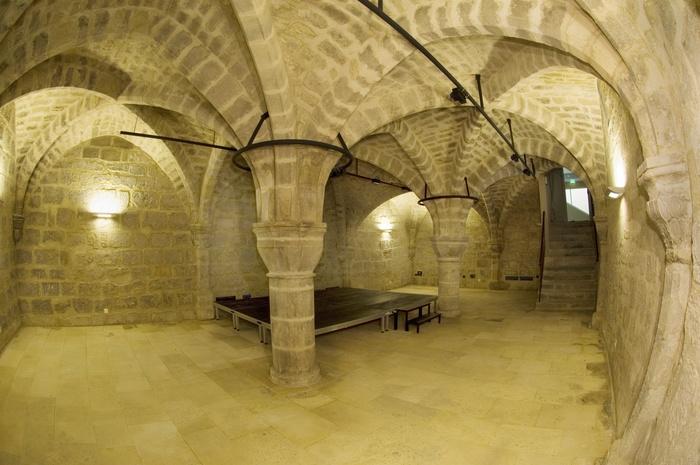 Journées du patrimoine 2020 - Visite guidée de la cave, centre des musiques actuelles