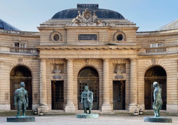 Nuit des musées 2019 -Visite libre de la première rétrospective parisienne de l'artiste Thomas Schütte au 11 Conti !