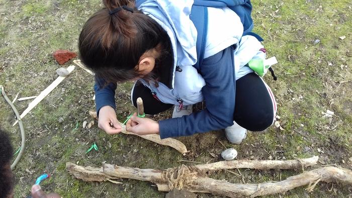 Apprenez les techniques de (sur)vie en forêt !