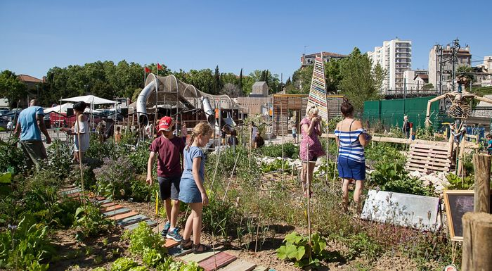 Journées du patrimoine 2020 - Annulé   Visite des jardins des rails