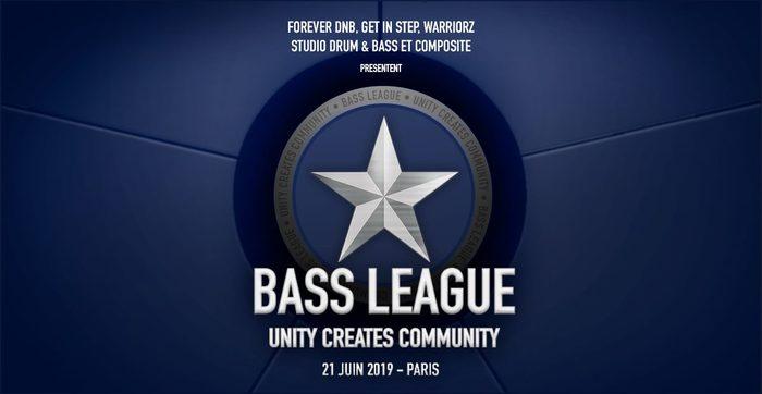Fête de la musique 2019 - Bass League