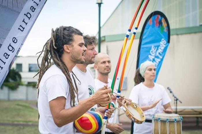 7 ème Festival de Capoeira Angola Berimbaus de Guatambu 2020