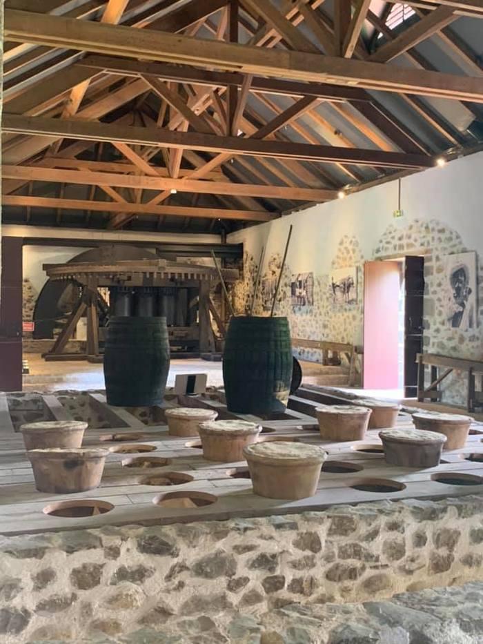 Journées du patrimoine 2020 - Ste-Marie / Visite libre d'une sucrerie du XVIIème siècle