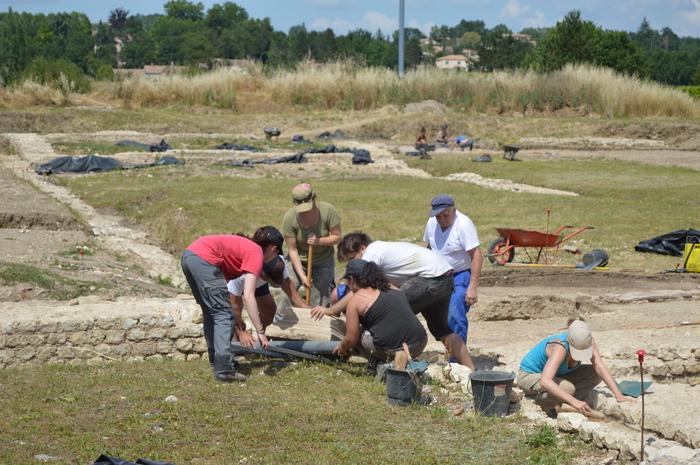 Journées du patrimoine 2020 - Découverte de l'archéologie à Villeneuve-sur-Lot