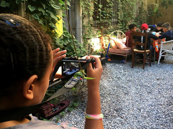 Journées du patrimoine 2020 - Atelier d'initiation à la photographie