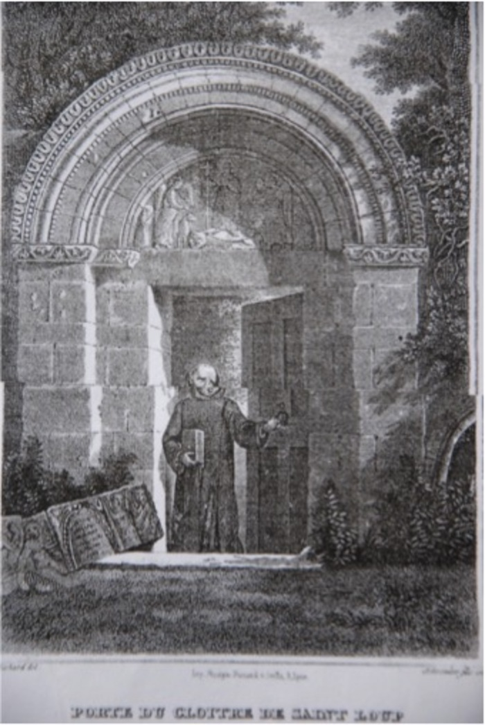 Journées du patrimoine 2019 - La porte romane du réfectoire de l'abbaye s'ouvre :  Concert par l'ensemble baroque Symaethis.