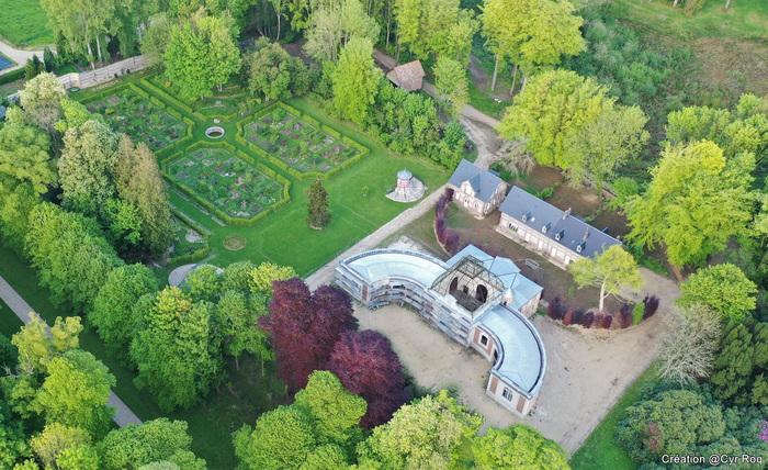 Journées du patrimoine 2020 - Visite libre du domaine du Grand Daubeuf