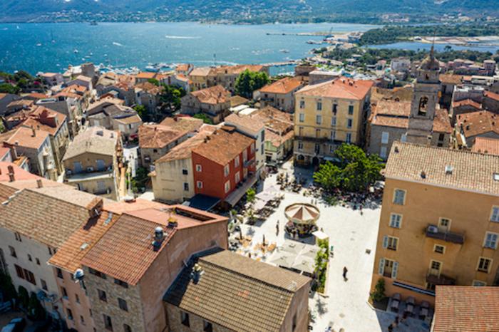 Journées du patrimoine 2019 - Citadelle et enceinte urbaine de Porto-Vecchio : villes fortifiées de Corse et leur place dans l'histoire