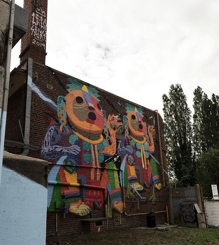 STREET ART : Lelo