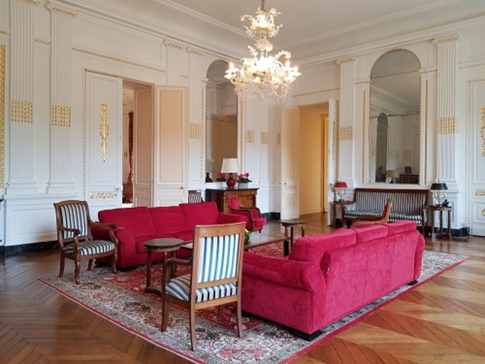 Journées du patrimoine 2019 - Visite guidée de l'Hôtel de Guise de la Préfecture de l'Orne