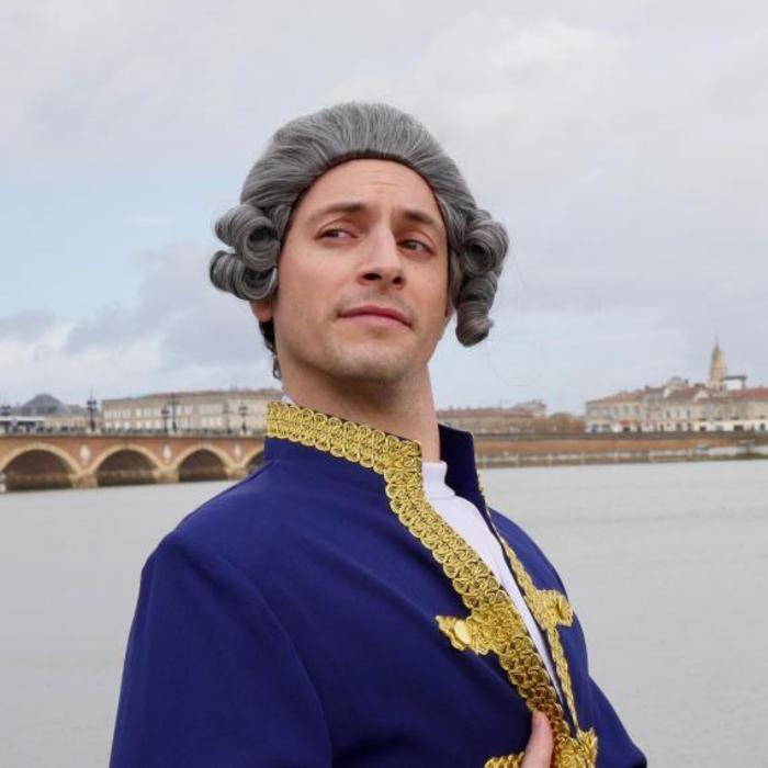 Balade avec le marquis de La Fayette