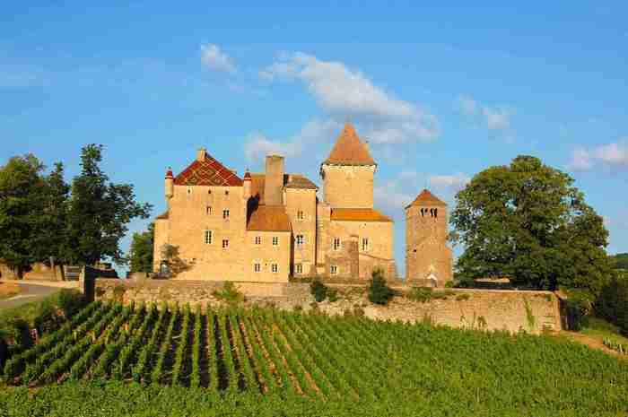 Journées du patrimoine 2019 - Visite historique au Château de Pierreclos
