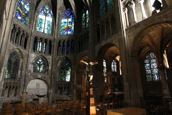 Journées du patrimoine 2019 - Visite guidée de l'église Saint-Jacques