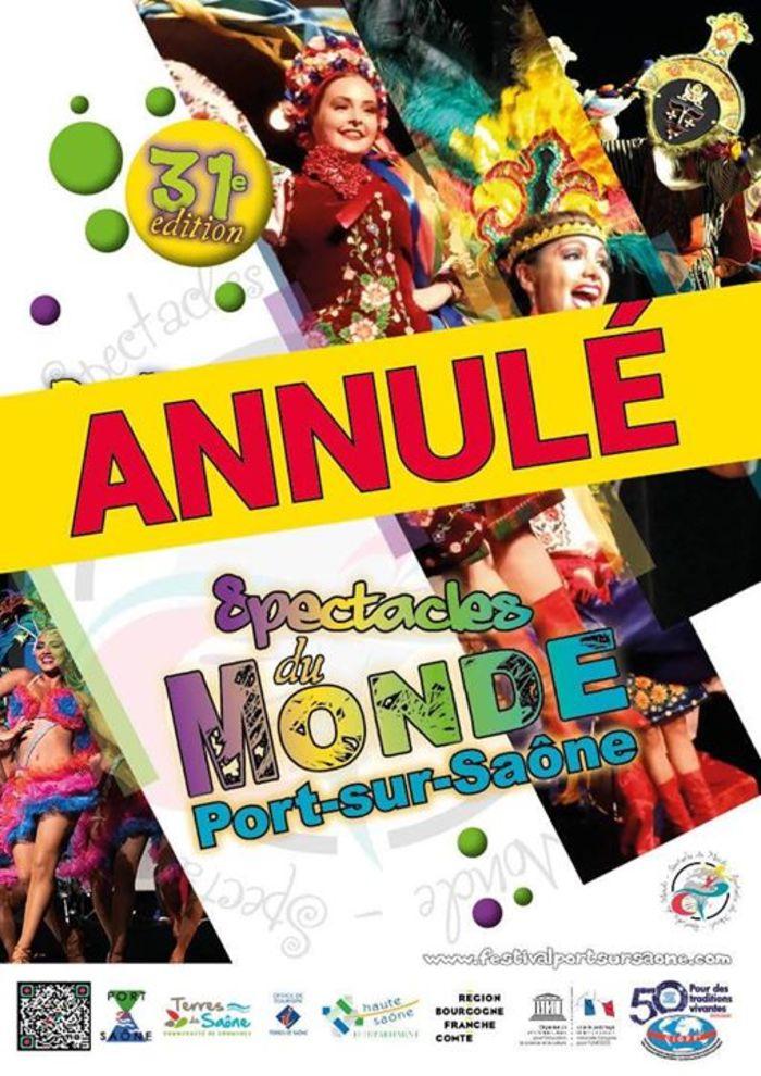 [ANNULE]  <strike>Festival Port-sur-Saône</strike>