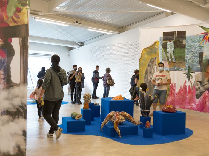 Visite interprétée en Langue des Signes française (LSF) de l'exposition «Memoria»