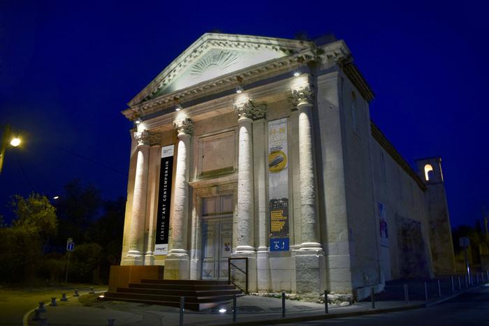 Journées du patrimoine 2019 - La chapelle des pénitents noirs et son histoire à travers les 5 sens.