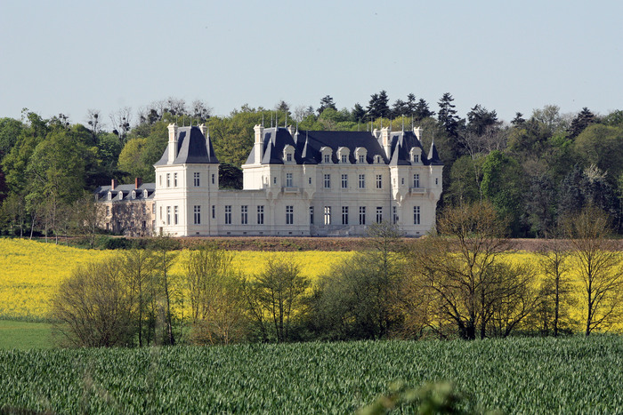 Journées du patrimoine 2019 - Visite du château de Falloux