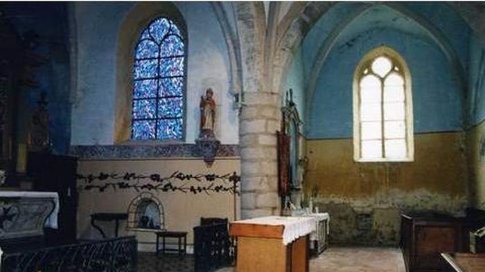 Journées du patrimoine 2019 - Visite libre de l'église Saint-Rémy