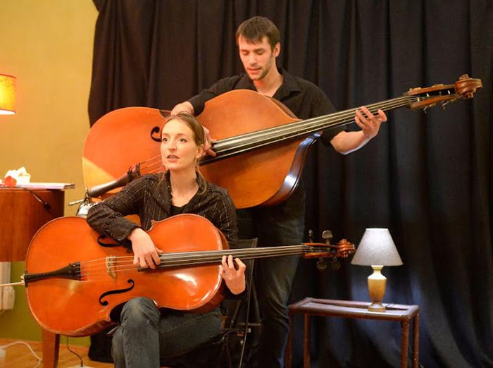 Journées du patrimoine 2020 - Concert du duo Noir-Forest au musée des Ursulines