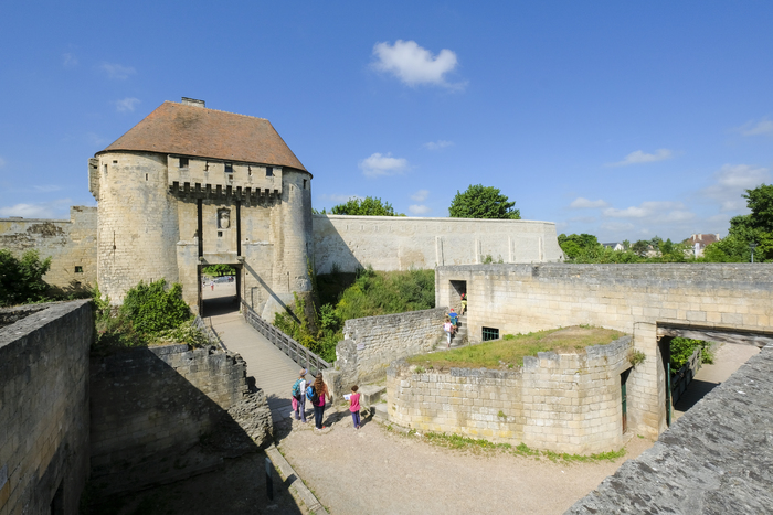 Journées du patrimoine 2019 - Visite guidée du château de Caen