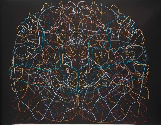 Un travail artistique qui convoque le corps, l'espace et le temps.