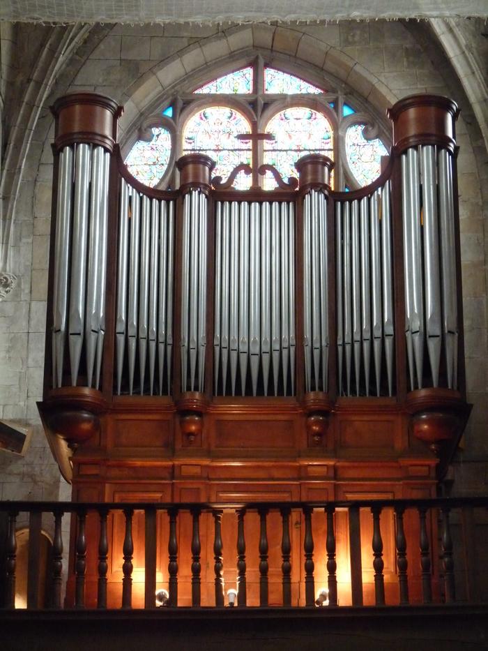 Journées du patrimoine 2019 - Visite de la tribune d'orgue de l'Église Saint-Thibault